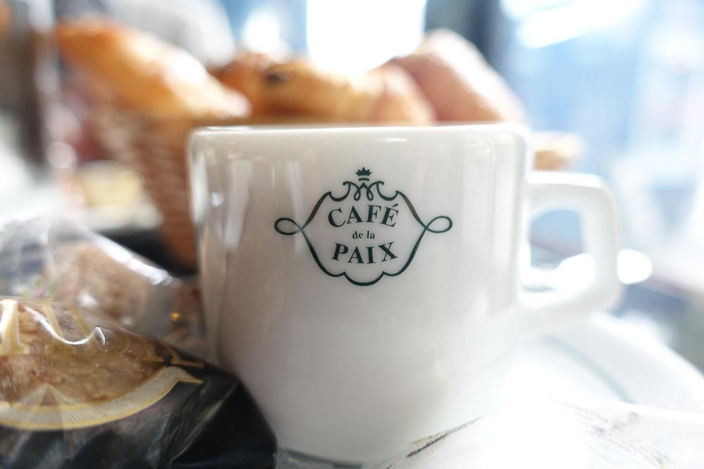 intercontinental paris le grand cafe de paix