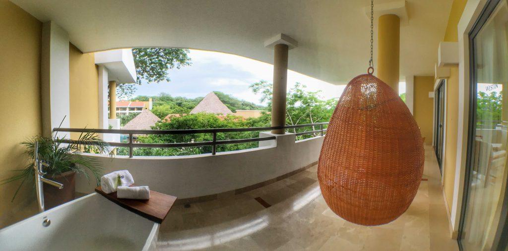 Royal Beach Suite Balcony