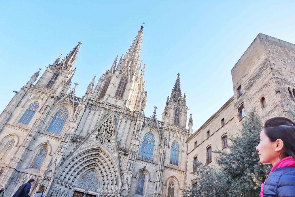 3-days-in-barcelona-gothic-quarter