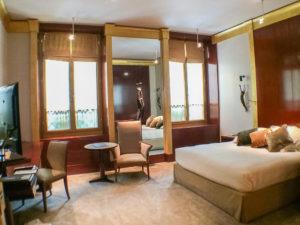 park king deluxe room