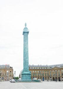 Place Vendome Column