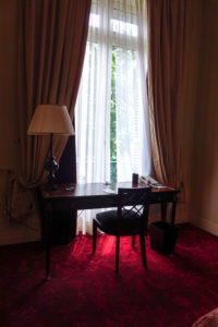 InterContinental Paris Le Grand Writing Desk