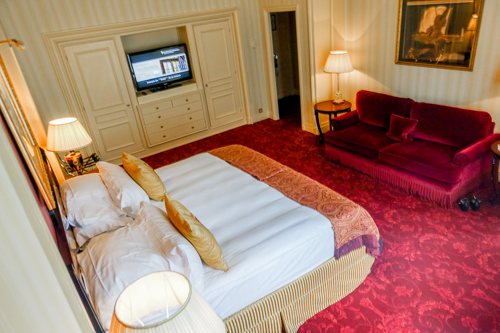 Intercontinental Paris Le Grand Junior Suite