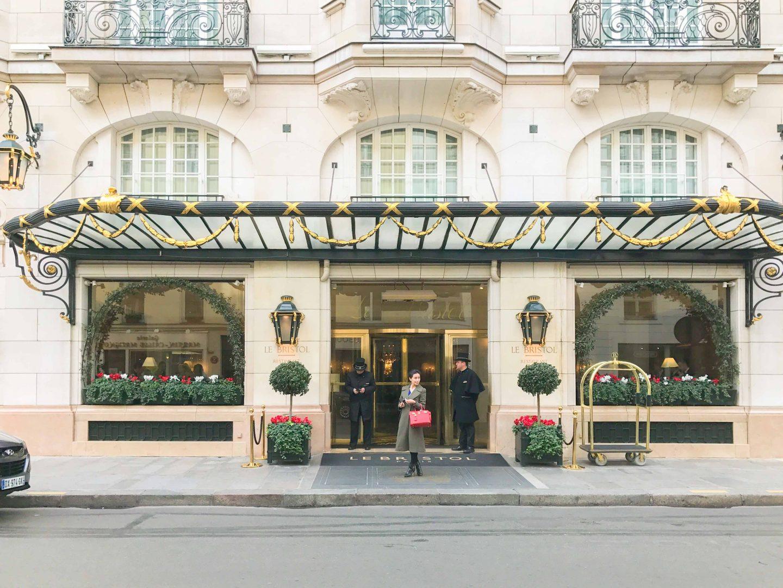 11 Fun Facts about Hotel Le Bristol Paris