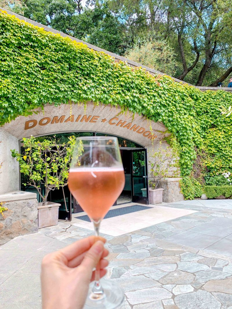 domaine-chandon-winery-rose-entrance